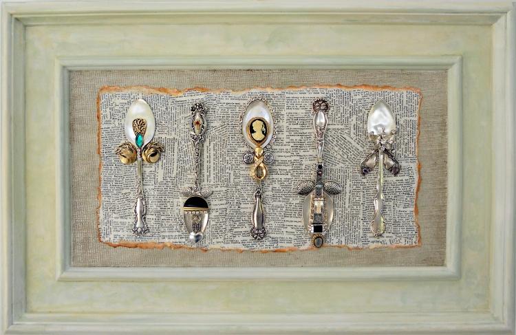 five spoon bling