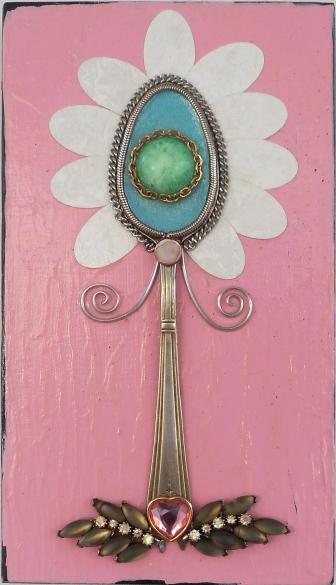 pink-spn-flwr-plaque